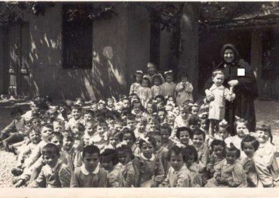 Foto storiche Asilo Passerini